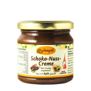 Schoko-Nuss-Creme (170g)