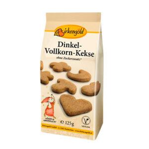 Dinkel-Vollkorn-Kekse (125g)